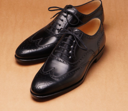 black brogue brownmanshoes