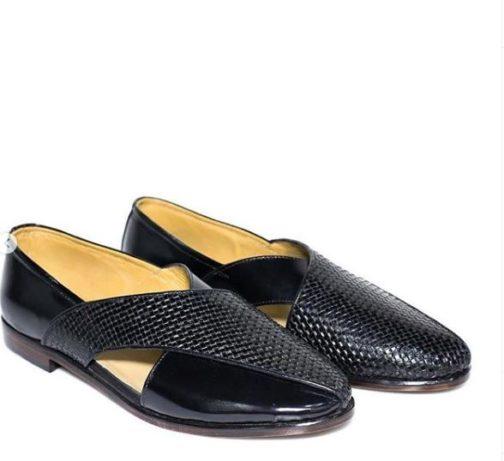 leather jutti