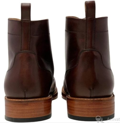 oxford style long boot