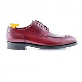 Burgundy Leather Shoe