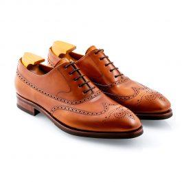 Cuero Longwing Shoe