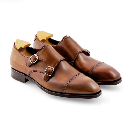 Antique Monk Shoe