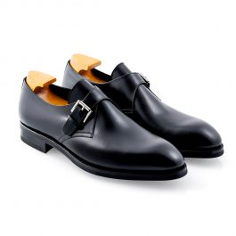 Black Monk Single Strap